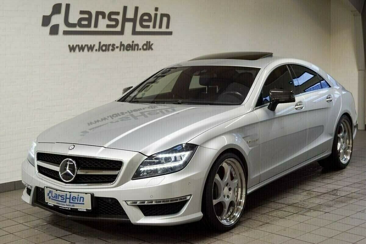 Mercedes CLS63 5,5 AMG Performance aut. 4d
