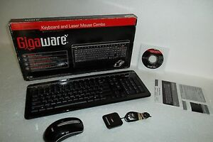 GIGAWARE WIRELESS KEYBOARD MOUSE COMBO DRIVERS FOR WINDOWS DOWNLOAD