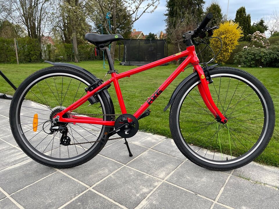 Unisex børnecykel, mountainbike, Frog 69