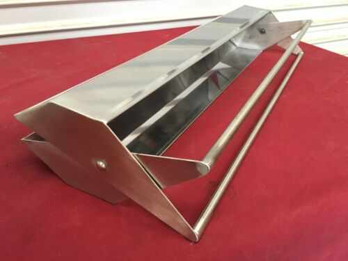 NEW Glazing Dipper Donut Table GSW DN-DPR #3896 Stainless Steel Icing Spreader