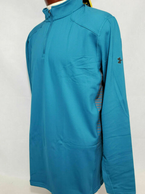 Under Armour Mens Coldgear Reactor Fitted 1//4 Zip Under Armour Apparel 1298253