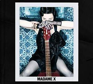 MADONNA-Madame-X-Deluxe-CD-Sent-Sameday