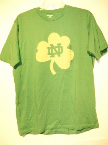 NCAA Notre Dame Adult T Shirt New NWT