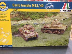 KIT-MAQUETA-2-UNIDADES-CARRO-ARMATO-M13-40-1-72-ITALERI-7517