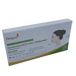 Hotgen Novel Coronavirus Laien Antigen Test Corona Schnelltest Nasal Abstrich