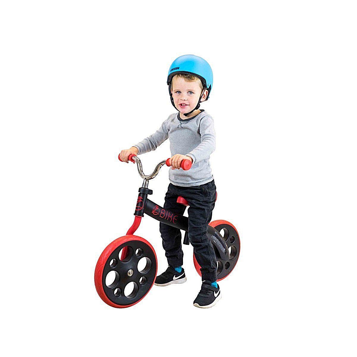 Ab 3 J.  Super Cooles Z Bike 12 Zoll Lauflernrad Kinder Laufrad Rennrad Feeling