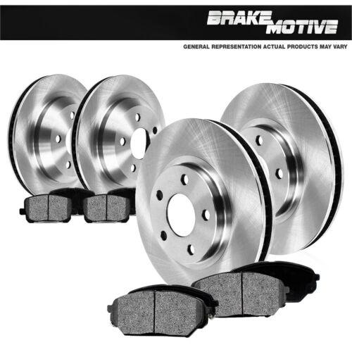 Front+Rear Brake Rotors /& Metallic Pads For Buick Lesabre Park Avenue Bonneville