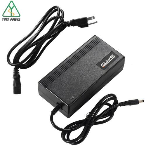 Original SANS Li-Ion Ebike Battery Charger DC2.1 Plug for 48V Battery 54.6V 2A