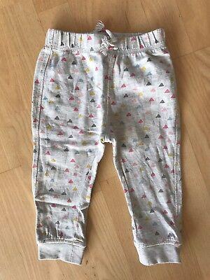 Bukser, Bukser leggings 86 grå