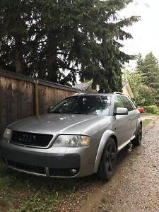 Audi Allroad Awd