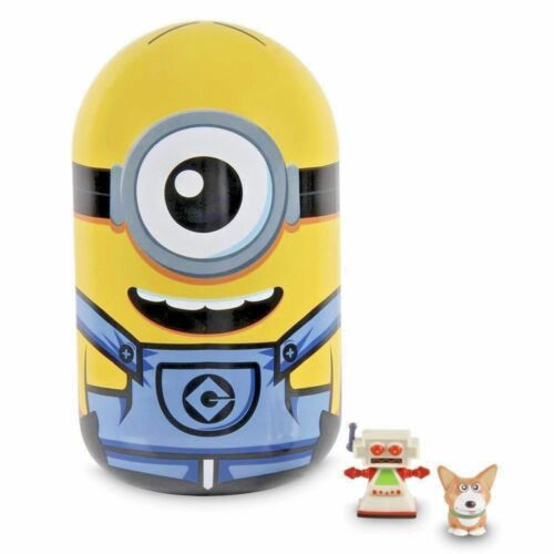 Despicable Me Mineez Minion Collector`s Tin Gift Set