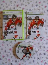 MINT / BRAND NEW condition NHL 10 2010 - Xbox 360 WN30