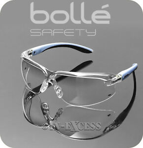 Bolle Axis AXCONT Safety Glasses Contrast