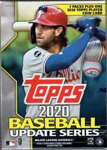 2020-Topps-Baseball-Update-Series-Blaster-Box-with-Player-Coin-Card
