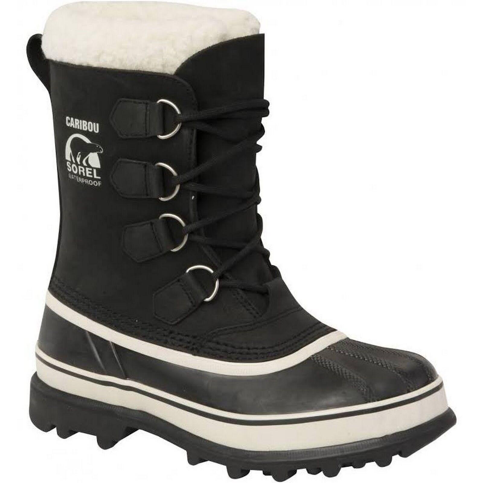 ti aspetto Sorel Caribou nero Winter Winter Winter Snow stivali donna Dimensione 11  moda