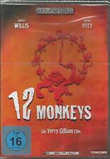 12 Monkeys - Remastered - Cine Collection /  NEU / DVD #6022