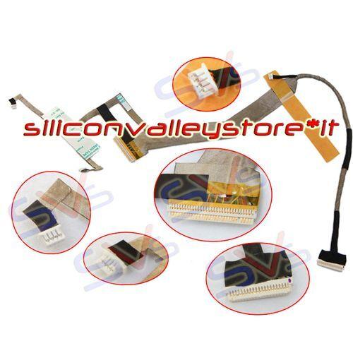 6930-6771 6930-6723 6930-6586 Cavo Flat DD0ZK2LC200 Acer Aspire 6930-6560