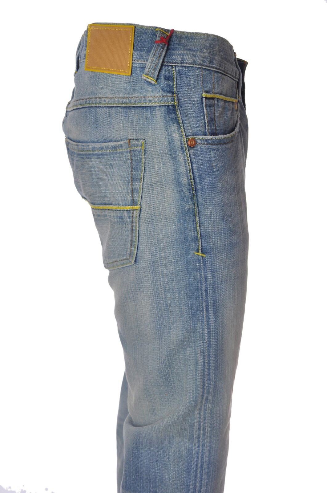 Care Label  -  Pants - Male - bluee - 4504124A181012