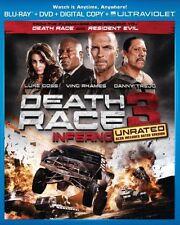 Death Race 3: Inferno [Blu-ray] NEW!