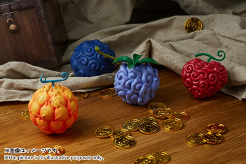 One Piece Monkey D Luffy Portgas·D· Ace Law Teach Devil Fruit Resin Figure Be