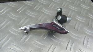 Nouveau Shimano Deore FD-M590-10 dérailleur avant 3x10 SPD 34.9 mm Collier Double Pull