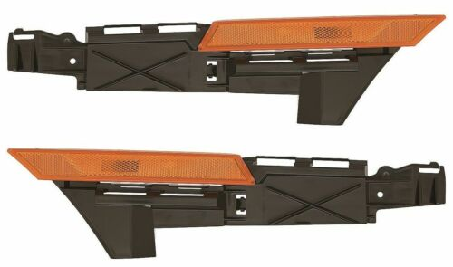 PAIR FORD FUSION MILAN 2006-2009 RIGHT LEFT FRONT SIDE MARKER LIGHTS LAMPS