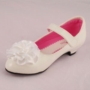 50 off mary janes shoes formal wedding flower girl party sz us 9 4 image is loading 50 off mary janes shoes formal wedding flower mightylinksfo