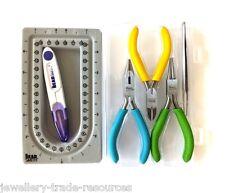 La Beadsmith beaders Mini Travel Kit Set-alicates y herramientas para la fabricación de joyas