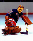 Gilles Villemure New York Rangers Unsigned 8x10 Photo