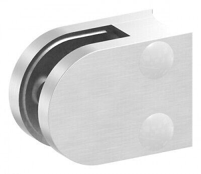 FäHig Glasklemme Modell 30 Mit Abz Anschluss Für ø 42,4mm Rohr V2a Für 8,00mm Glas Dinge Bequem Machen FüR Kunden