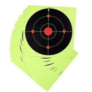 50Pcs-Set-Hunting-Targets-Self-Adhesive-Paper-Reactive-Splatter-Targets-Sti-W3T3