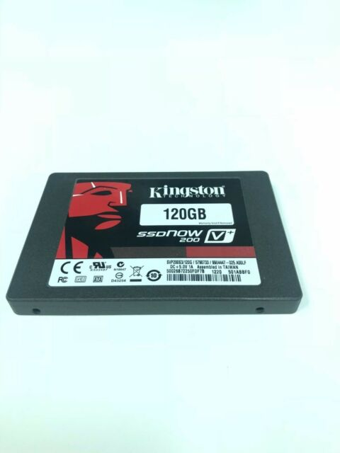 Kingston SVP200S3B 120GB SSD Windows