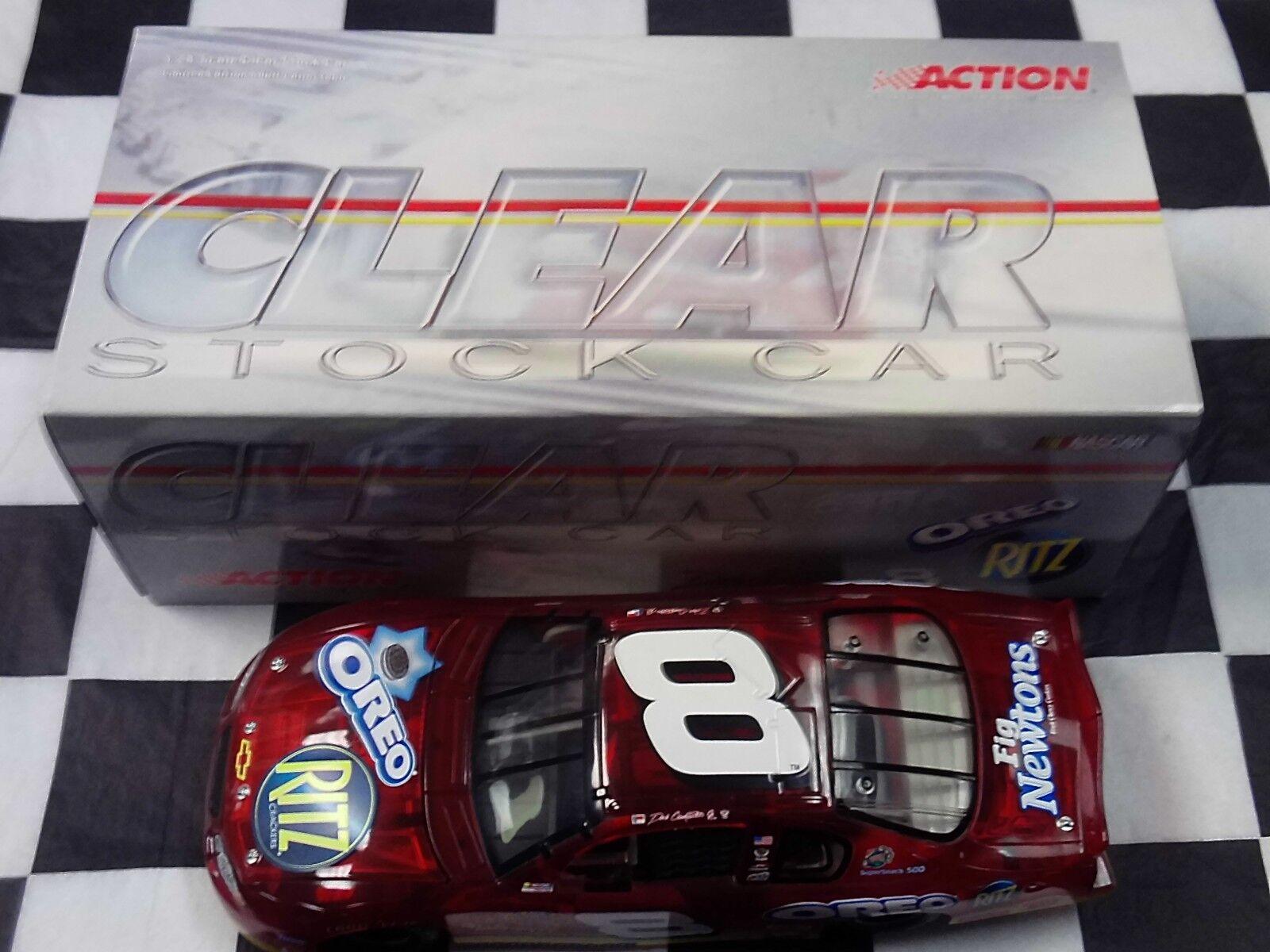 Dale Earnhardt  Jr  8 RITZ Oreo 2003 MONTE voitureLO 1 24 Action nouveau IN BOX 103502 Clair  acheter 100% de qualité authentique