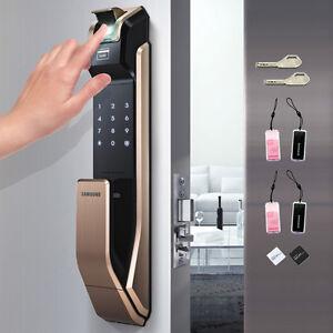 Free Express Samsung Ezon Smart Door Lock Shs P910 8