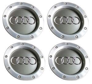 4-Pieces-OEM-Wheel-Center-Cap-8D0601165K-For-AUDI-A3-A4-A6-S4-S6-A8-TT-RS4-RS6