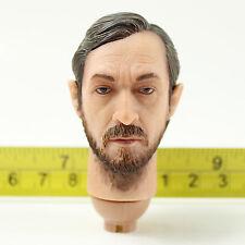 TE13-04 1/6th Scale Toys City MIL TC9009 DEA - Male Head Sculpt