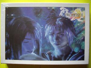 Puzzle 1000 Pieces Final Fantasy X 10 Tres Rare Sous Blister D Origine.
