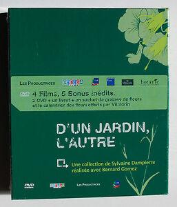 D-039-UN-JARDIN-L-039-AUTRE-4-DVD-GRAINES-INA-BODEGA-VILMORIN-GREEN-GUERILLA-OUVRIER