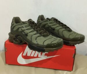 new arrival 4788d eaa1d ... cheap image is loading nike air max plus tuned 1 tn olive 81ea8 5cf9c