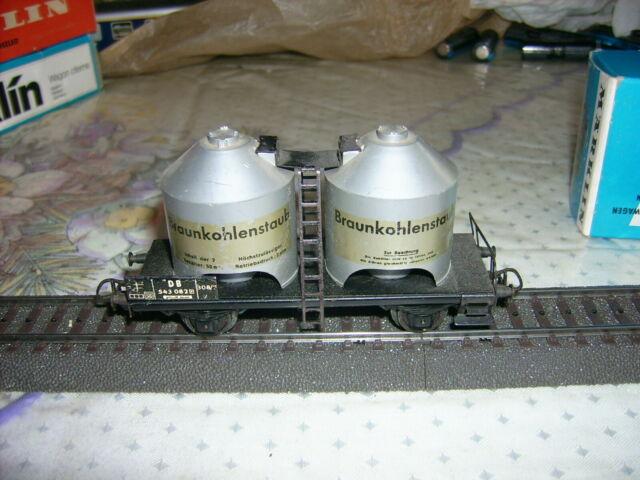 Märklin 4511 Kohlestaubwagen der DB  Ep. IV NEU mit OVP