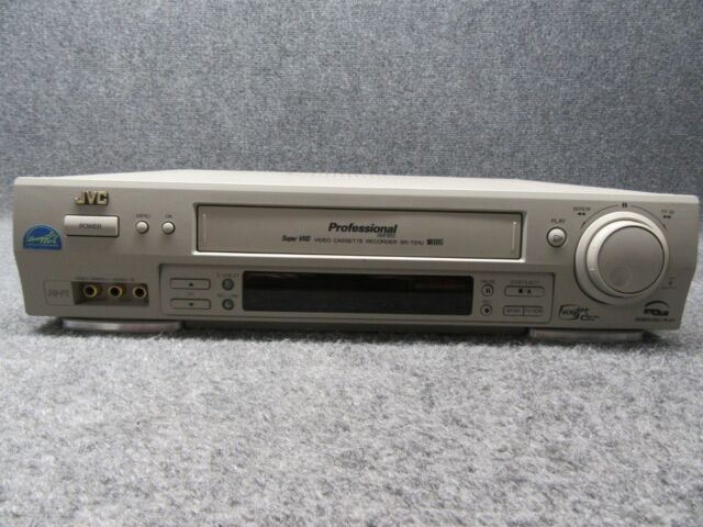 JVC SR-TS1U Professional Super VHS Video Cassette Recorder