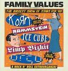 Family Values Tour 98 0886972464626 CD P H