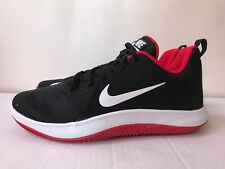 0d7b063a6966 item 3 Nike Fly By Low Mens Basketball Shoe Black White Red Size 10 908973- 006 -Nike Fly By Low Mens Basketball Shoe Black White Red Size 10 908973-006