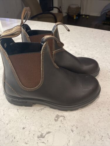 blundstone chelsea boots 6.5 US