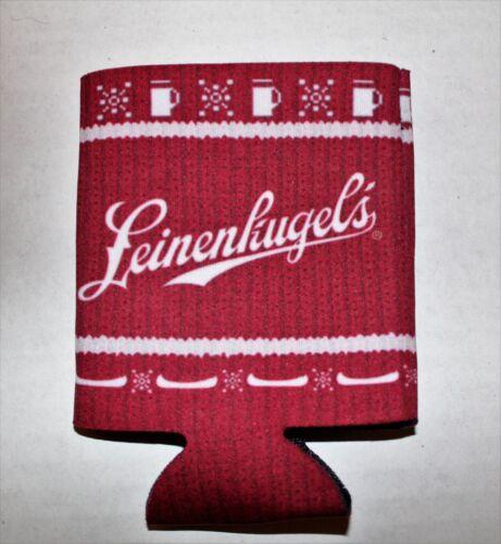 NEW Leinenkugel Winter Theme Koozies LOT OF 4