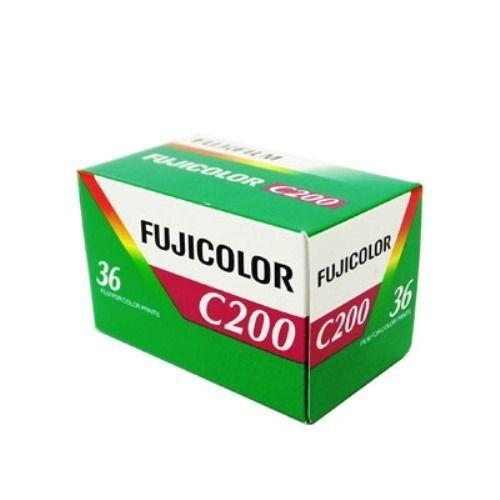 Fujifilm Fujicolor C 200 135-36 Pellicola negativo colori