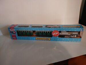 HIT-2006-Motorized-Trackmaster-Fearless-Freddie-3-Piece-Thomas-The-Tank-Train