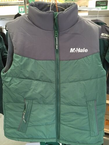 Genuine Branded Merchandise McHale Bodywarmer