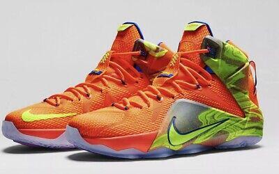 Nike Lebron 12 Six Meridians Hyper