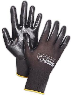 Honeywell Pure Fit 380 Nitrile Palm Coated Gloves Medium 12 Pair